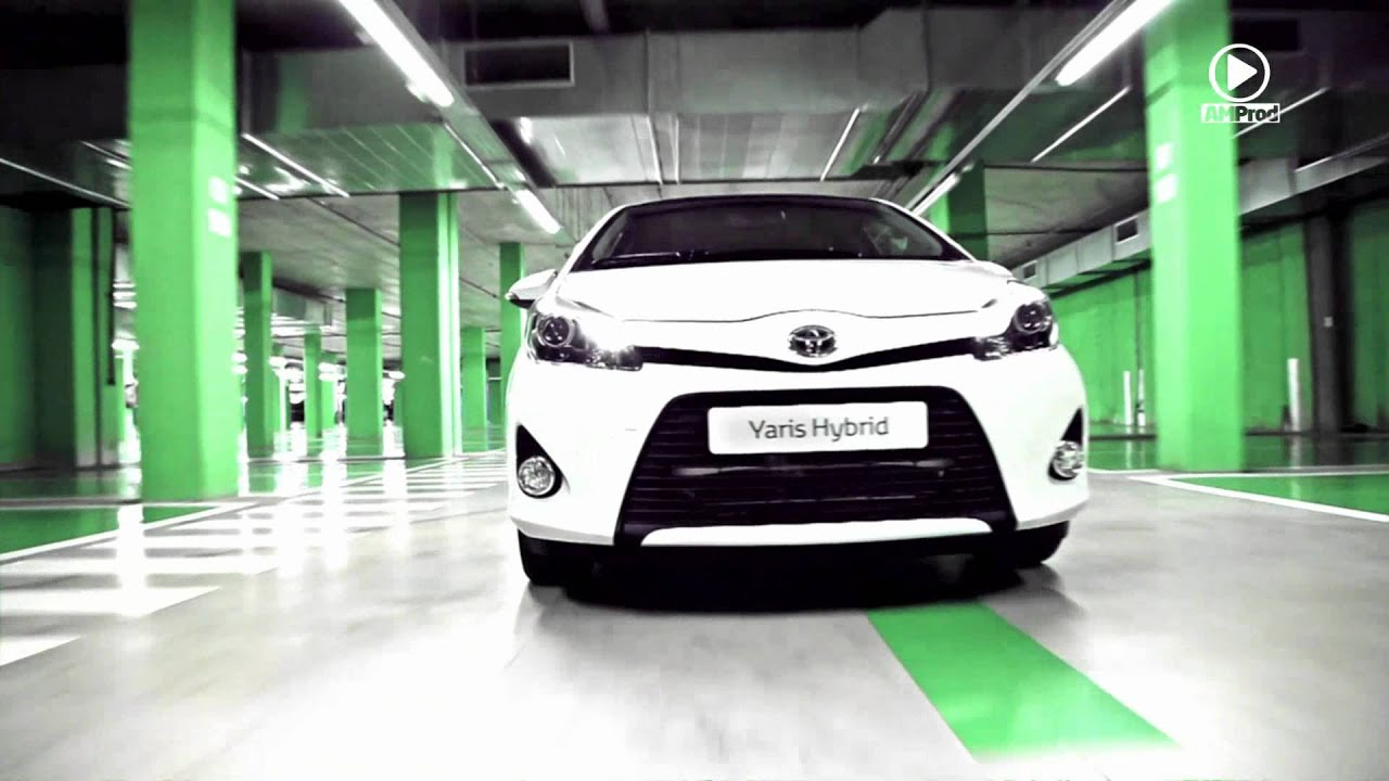 une nouvelle toyota yaris hybride made in france youtube. Black Bedroom Furniture Sets. Home Design Ideas