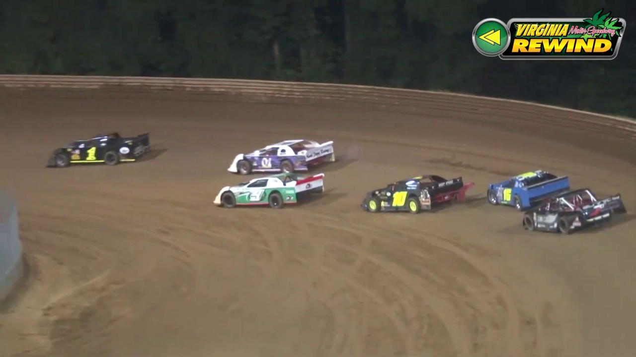 VMS REWIND - Truckin Thunder Sportsman Feature 062919
