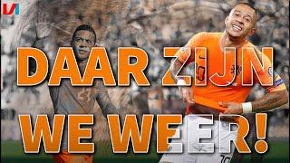 JA! Oranje Naar EK 2020! 'Twee Keer Niet Geplaatst En Nu Direct De Favoriet'