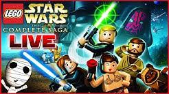 Die Rückkehr der Jedi Ritter! 🔴 Lego Star Wars: Die komplette Saga // Xbox Livestream