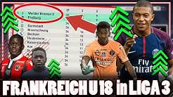 FRANKREICH U18 VON 3. LIGA ZUR BUNDESLIGA !! 😨🔥| FIFA 18 KARRIERE EXPERIMENT DEUTSCH