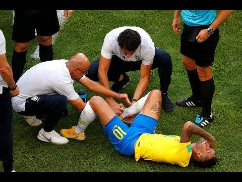 FIFA president Gianni Infantino's smart answer on 'negative' Neymar