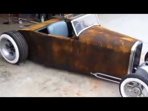 5 hp briggs mini ratrod youtube. Black Bedroom Furniture Sets. Home Design Ideas