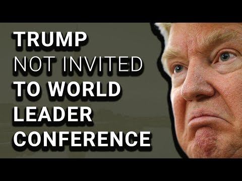 Loser: Trump Not Invited to Climate Change Summit