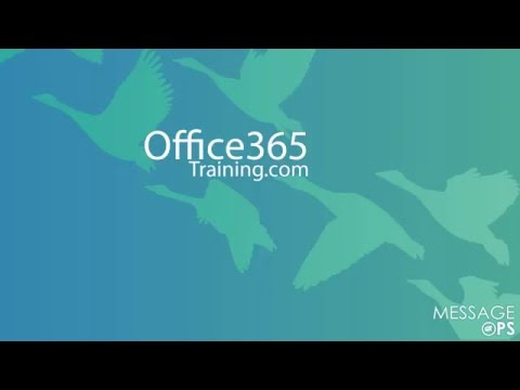 Office 365 Groups - Creating a Group, Step by Step
