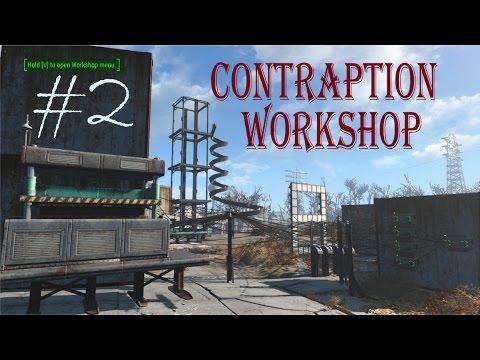 Part 2 Contraptions Workshop DLC   Some trials  