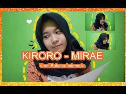 KIRORO - MIRAE (Vers. FALS HAHAKWOAK)(Vers.Bahasa) (Cover Song) | [ISENG BUKAN PENYANYI] :v