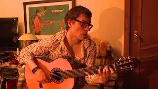 """Урок гитары: как правильно играть """"Романс Гомеса"""""""