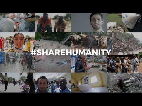 World Humanitarian Day 2015