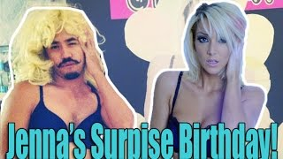 Jenna Marbles Surprise Birthday!