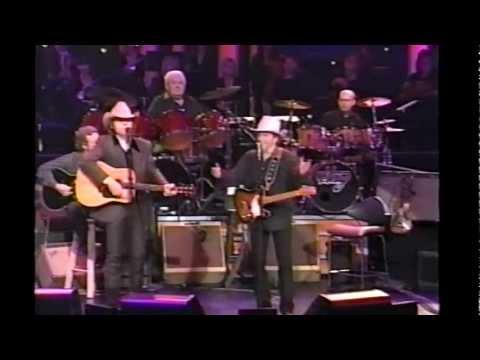 """Merle Haggard  & Dwight Yoakam -  """"Swinging Doors"""""""