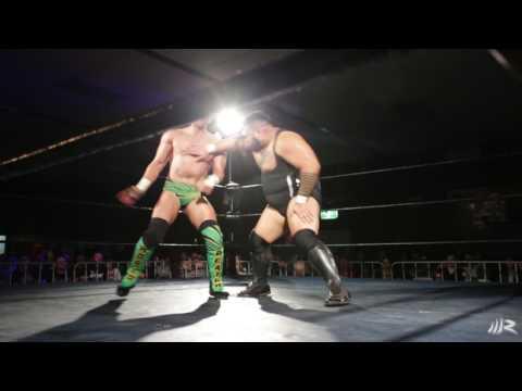 Jonah Rock vs Damian Slater - Australian National Championship -  Moment of Truth 2017