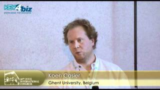 Koen Casier (University Ghent) a ICT: Bridging an ever shifting digital divide
