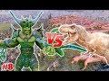 СМЕРТЕЛЬНЫЕ БИТВЫ!!! (T-REX) (КОММЕНТАРИИ ПОДПИСЧИКОВ) Ultimate Epic Battle Simulator (8 серия)
