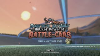 Rocket League: SARPBC Easter Egg