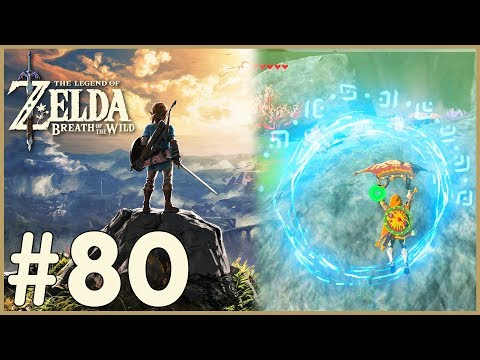 Zelda: Breath Of The Wild - Going Through Hoops (80)