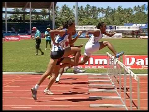 South Pacific Games 2007 Marathon and Track  finals (M & F)