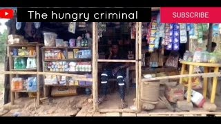 The hungry criminal (Mark angel comedy)