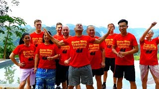 Wing Chun Master Wong: ONE MILLION SUBSCRIBERS
