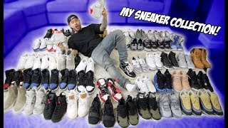 My ENTIRE Sneaker Collection! + GIVEAWAY!