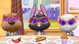 MY TALKING TOM FRIENDS 🐱 ANDROID GAMEPLAY #56 -TALKING TOM AND FRIENDS BY OUTFIT