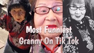 Tik Tok's Funniest And Cutest Granny Ever