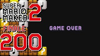 Super Mario Maker 2 ITA [Parte 200 - Game Over]