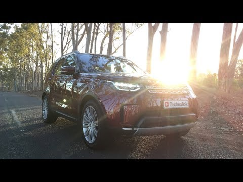 Land Rover Discovery TD6 HSE (2017) Review - Best Family SUV Ever?