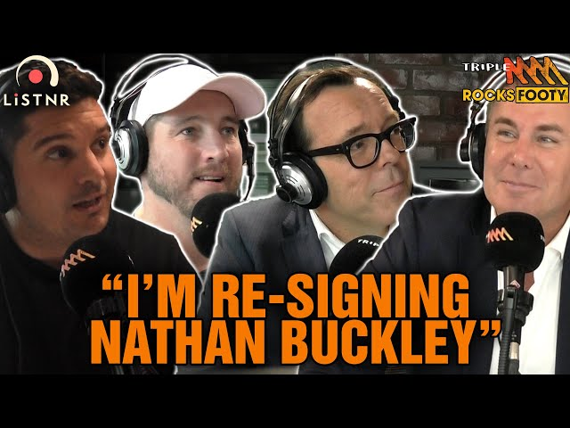 Midweek Rub - Duck Backs Bucks, Damo Slams The Tribunal, Can Geelong Win The Flag? | Triple M Footy