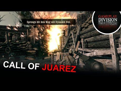 Call of Juarez (Gameplay) - Bound in Blood (German) |