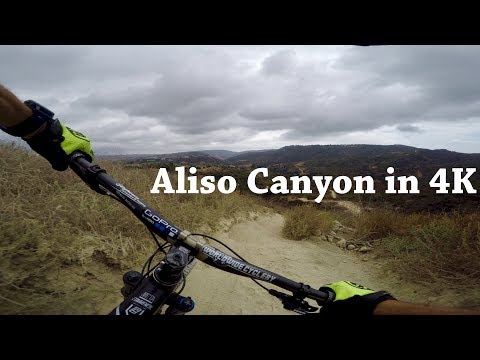 Aliso Canyon Park, CA in 4K