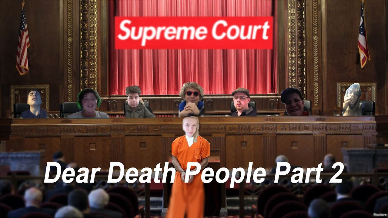 Dear Death People Part 2 | Maddie Exposed by Detective Jam