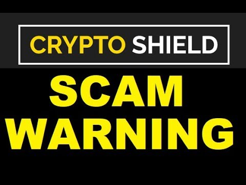 Crypto Shield Review - Busted SCAM Exposed (Warning)