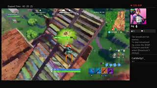 Fortnite Battle Royale Clantryouts for HMX will i get in....