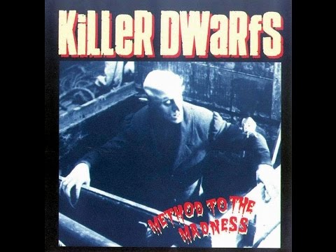 Killer Dwarfs - Driftin' Back (HD)