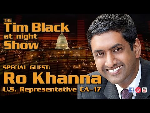 Ro Khanna Opens Up About Justice Democrats, Progressive Plat