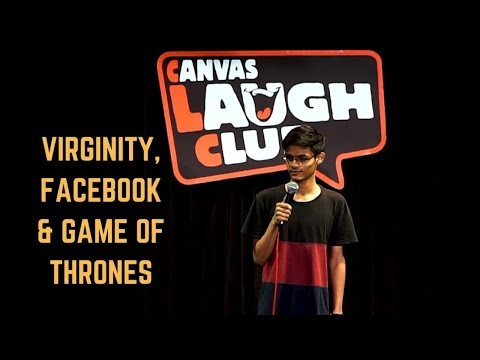 Virginity, Facebook & Game Of Thrones  StandUp Comedy  Mohd Suhel
