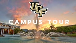 UCF CAMPUS TOUR | University Of Central Florida