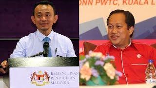 Maszlee: 1MDB to be written in Malaysian history