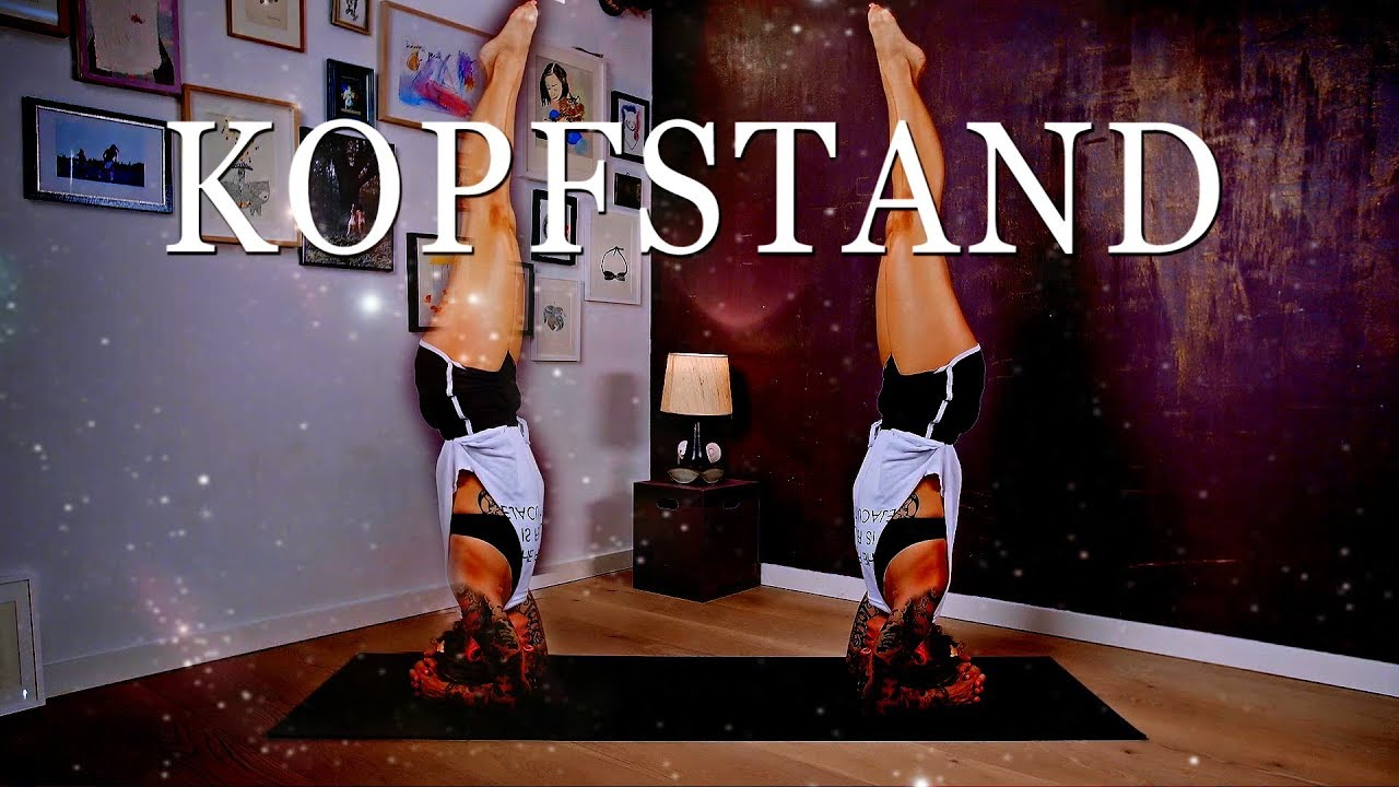 KOPFSTAND KICK ASS YOGA PRO TUTORIAL