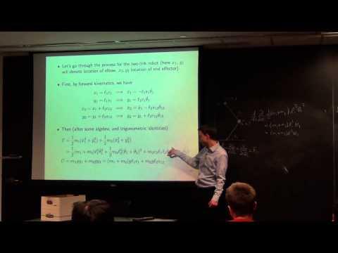 Lecture 22: Robotics 2