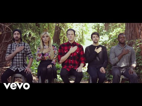 [Official Video] White Winter Hymnal - Pentatonix (Fleet Fox