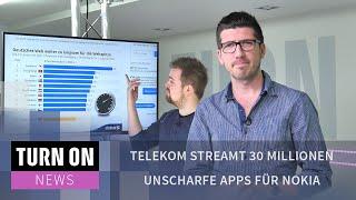 Telekom streamt 30.000.000 unscharfe apps für nokia - news 4k