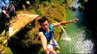 Dare to Jump - Wisata Goa Pindul Jogja
