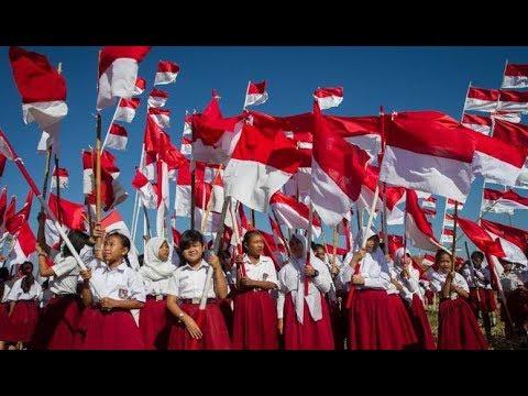 Indonesian National Anthem  : Indonesia Raya
