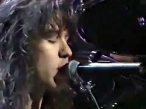 slaughter - days gone by - performance - MTV -1993  audio better