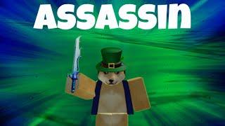 Roblox Assassin Gameplay