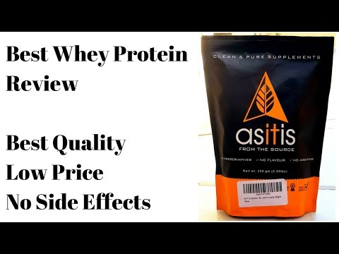 Best Whey Protein in a Low Budget | AS-IT-IS Nutrition Whey Protein Review