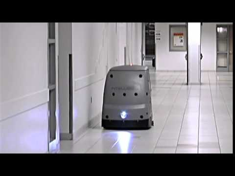 Introducing Intellibot - Automated Robotic Floor Care