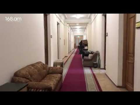 Տեսանյութ.Իսկ ՔՊ-ական պատգամավորներն իրենց սենյակներում մեծամասշտաբ վերանորոգում են սկսել,նույնիսկ փոխում են սենյակների կահույքը